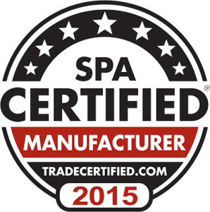 Premium Leisure is a Spa certification manufacturer